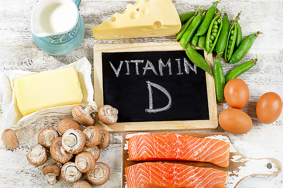 Vitamin D Deficiency and Thyroid Disease