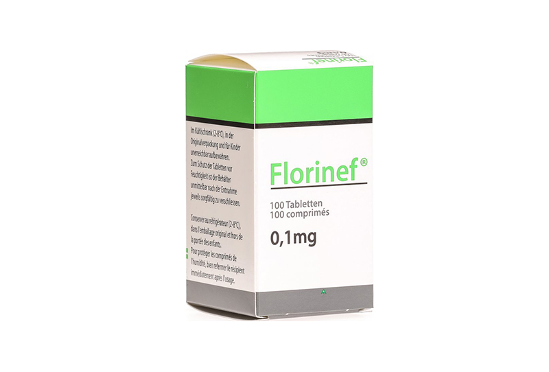 Fludrocortisone Replacement and Adrenal Insufficiency